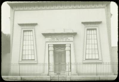 Photograph- Hobart - Jewish Synagogue