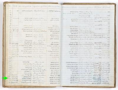 Clara Susman birth record